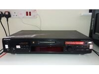 Sony Minidisc Deck Recorder and Player MDS-JE530
