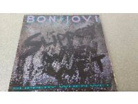 Vinyl L.P's - Rock Classic's - Bon Jovi / Clapton / TYA / Bad Company