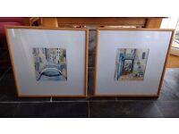 Emma Claire Original Paintings of Venice