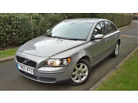 2005 VOLVO S40 2.0 DIESEL,LOW MILEAGE,6 SPEED,HEATED SEATS,VERY GOOD COND.
