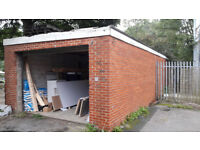 Very Large Garage Storage to Rent Outwood Wakefield 500 ft2 & 300ft2 from 150mth