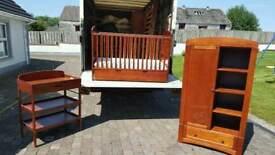 Oakwood Babys bedroom suite
