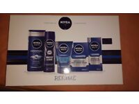 Nivea Male Regime Gift Set 5-piece