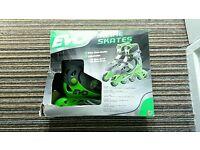 Evo Inline Skates Roller Blades BNIB Size 13J - 3