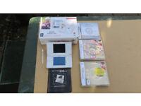 Nintendo DS Starter Pack inc 3 games
