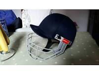 Senior cricket helmet