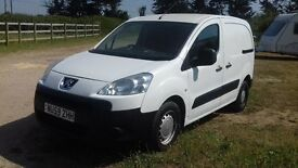 peugeot partner van diesel very clean and tidy only 2 owners