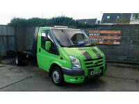 ***FORD TRANSIT RECOVERY LORRY EX LWB FULL ST KITTED JUST BUILT WILL SWAP PX TILT&SLIDE
