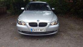 BMW 5 3.0 FULL LATHER