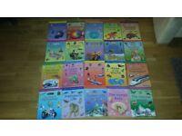 Childrens Illustrated Encyclopedia - set of 20