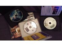 36 Quality DVD's for Sale!!