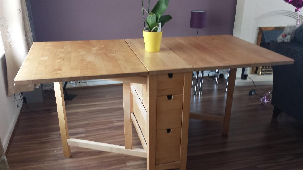 Dining Table Fold down in Cambuslang Glasgow Gumtree : 86 from gumtree.com size 1024 x 576 jpeg 51kB