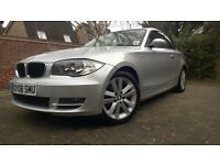 BMW 1 Series Coupe 2.0 120d SE 2dr- Excellent Condition