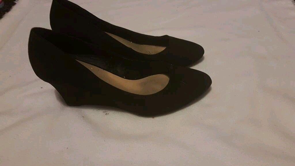 Ladies wedge shoes