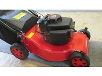 Lawn Mower and Leaf Blower Package