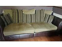 Bespoke sofas and cuddle chair