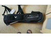 Callaway Hyperlite +1 golf bag brand new