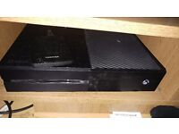 Xbox one with 20+ games