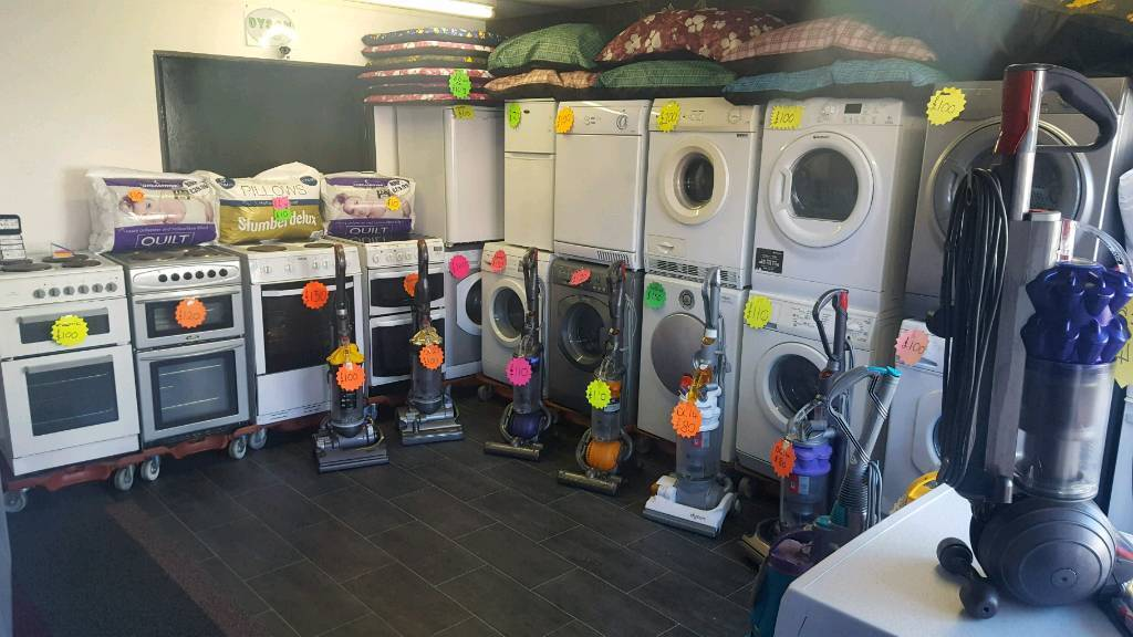Washing machines fully refurbished