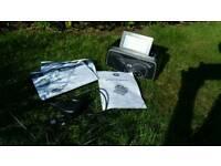 Hewlett Packard Photosmart A646 Bluetooth Photo Printer.