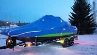 Wakeboard, Pontoon, Rv  Mobile Shrink Wrap Service