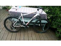 Giant bike mountain bicycle MTB