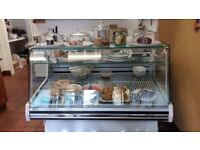 Refrigerated display cabinet-excellent condition