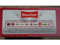 Freeview Box new & unopened