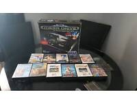 Megadrive and games