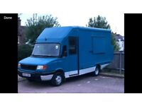 LDV 400 Convoy 2.5 (banana engine ) Mot 8 months Catering/Campervan