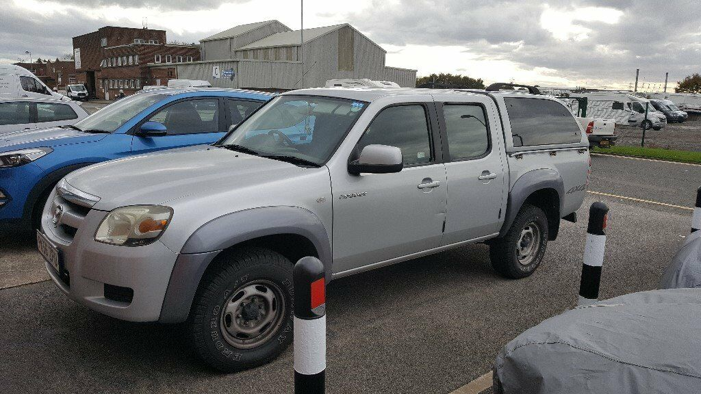 Mazda BT-50 4 x 4 Double Cab for sale