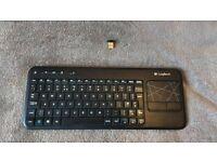 QUICK SALE Wireless Keyboard Logitech K400