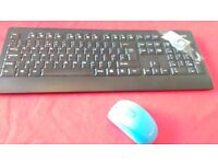 Bluetooth Keyboard and mouse bundle
