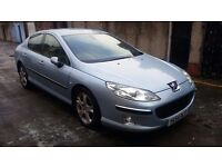PEUGEOT 407 HDI TURBO DIESEL 04 PLATE MOTED 6 SPEED SUPERB WORKHORSE LOOK