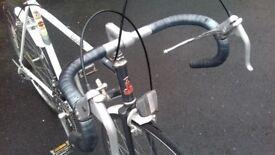 Classic Raleigh Equipe road bike 52cm frame
