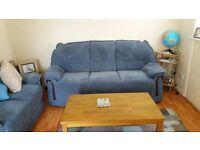 2+3 seater fabric sofa
