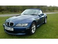BMW Z3 2.2 litre, Convertable, Auto transmission.