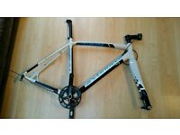 Specialized Crux E5 sport cyclocross Frame + Finishing kit 56cm