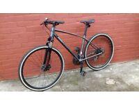 Specialized Crosstrail Hybrid Bike,Hydraulic Disc Brakes.NEW Con..