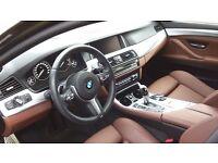 BMW 5 Series (F10/F11) - 2016MSPORT DIPLOMATIC