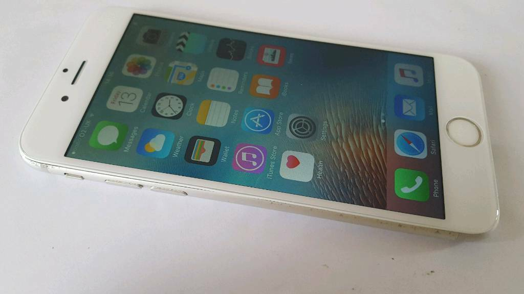 iPhone 6 64GB O2 GiffGaff Tesco DELIVERY AVAILABLE
