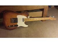 Fender USA Select Telecaster - Custom Shop Quality for less than Elite series