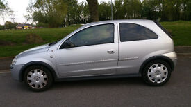 2006 CORSA ,drives like a new car ,low mileage (VERY CHEAP)