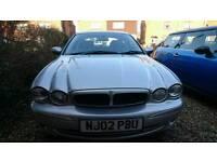 Jaguar x type/jag xtype, low miles