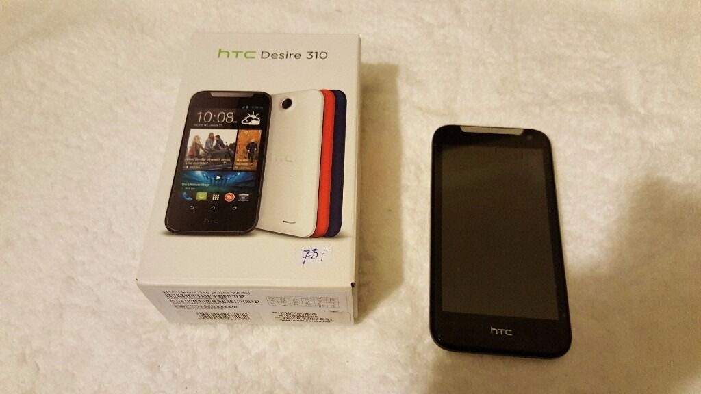 HTC Desire 310, unlockedbrand newin Leytonstone, LondonGumtree - HTC Desire 310 Arctic white colour Brand New Unlocked, works on any network With box and charger 4.5 inch screen 5MP camera 1.5GB RAM All items I sell do come with receipt so you have peace of mind. Im located on Leytonstone High Road in walking...