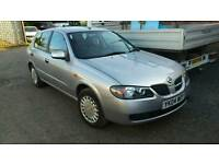 Nissan almera 1.5 petrol 2004 reg breaking for parts