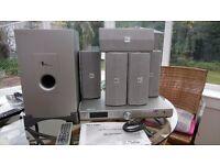 SHARP 1-BIT Digital Home Cinema System - (SD-AT1000H)