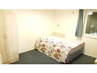 Fully furnished 1 double bedroom to share in a 2 bedroom flat for only £200/month all inclusive