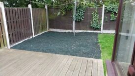 Rubber Play Bark Chippings