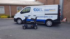 Mobility Scooter For Sale - Invacare Leo